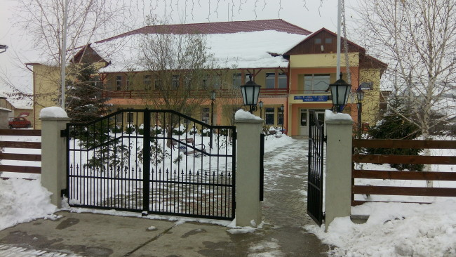 Comuna Recea – Iarna