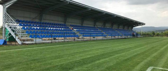 Finalizare Stadion Central Recea