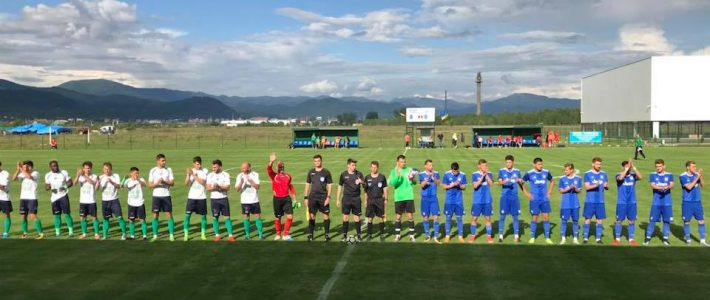 Meci de fotbal ACSF Comuna Recea-Sanatatea Cluj