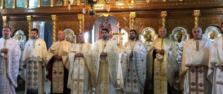Hramul Bisericii Ortodoxe Recea