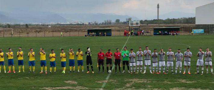 ACSF Comuna Recea -Unirea Dej 2-0