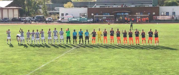 AFC Odorheiul Secuiesc- ACSF Comuna Recea 0-4.