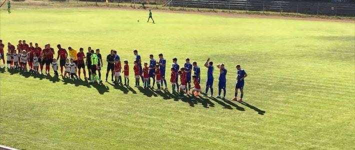FK Csikszereda- ACSF Comuna Recea 0-3
