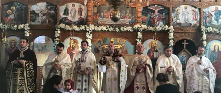 Hramul Bisericii Ortodoxe Bozanta Mica