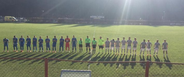 Cetate Rasnov -ACSF Comuna Recea 0-2