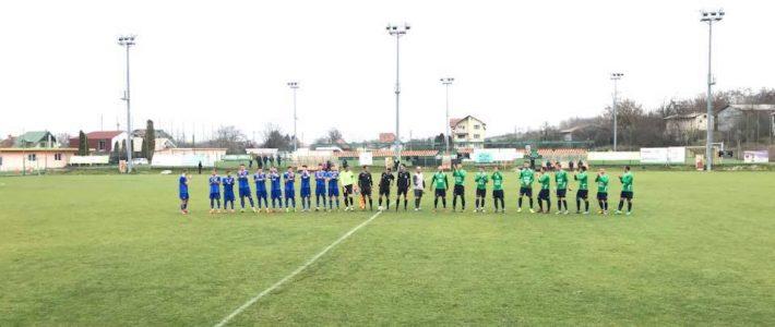 Sanatatea Cluj-ACSF Comuna Recea 0-0