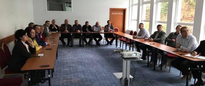 Adunarea generala a membrilor comunelor din filiala Maramures